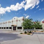 Commercial Painting and Textured Concrete Coating Project - Advanced Circuits, Aurora, CO - Maximum Painting LLC