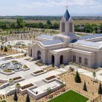 Commercial Painting Project - Latter-Day Saints Temple, Fort Collins, CO - Maximum Painting LLC