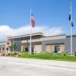 Commercial Painting Project - Liberty Firearms Institute, Johnstown, CO - Maximum Painting LLC