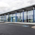Commercial Painting Project - Mercedes Benz of Loveland, Loveland CO - Maximum Painting LLC