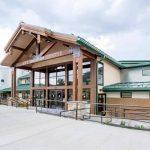 Commercial Painting - Stanley Fairgrounds and Event Center, Estes Park, CO - Maximum Painting LLC