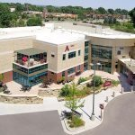 Commercial Painting Project - UC Health Cancer Center, Fort Collins, CO - Maximum Painting LLC