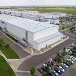 Commercial Painting Project - Vestas Blades America, Windsor, CO - Maximum Painting LLC