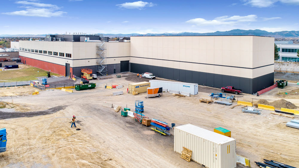 Ball Aerospace Manufacturing Expansion