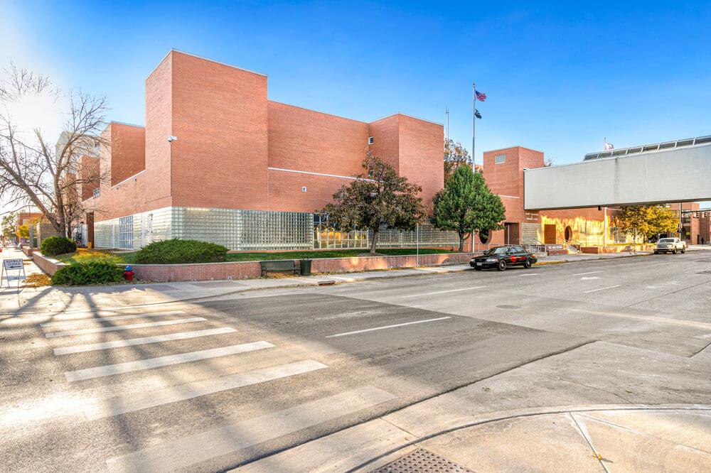 Laramie County Detention Center