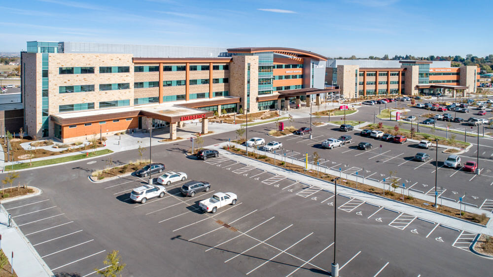 UC Health Hospital Greeley Colorado